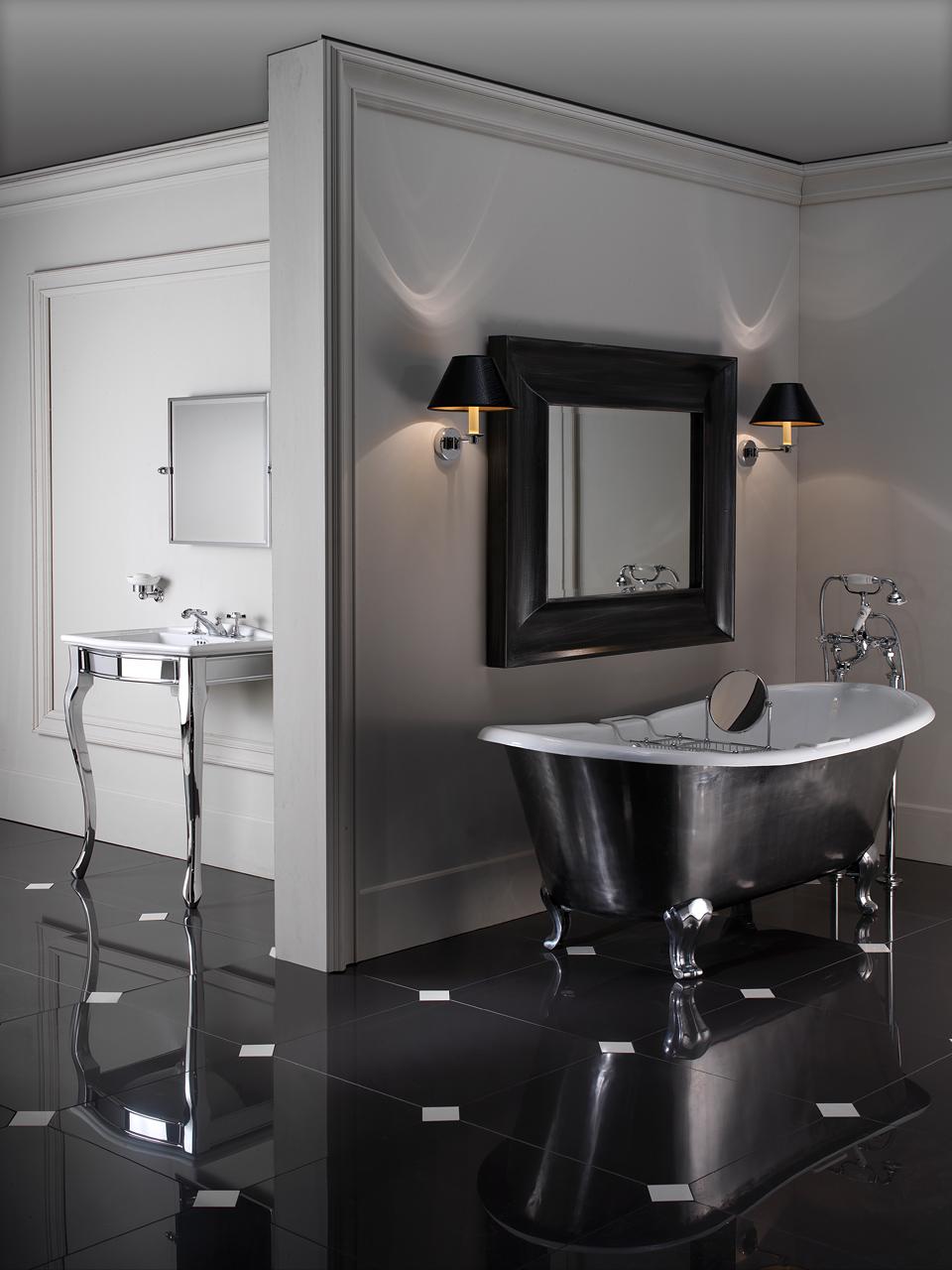 Classic Bathrooms: Devon & Devon: Admiral-Lux-e-Lady-Ambient