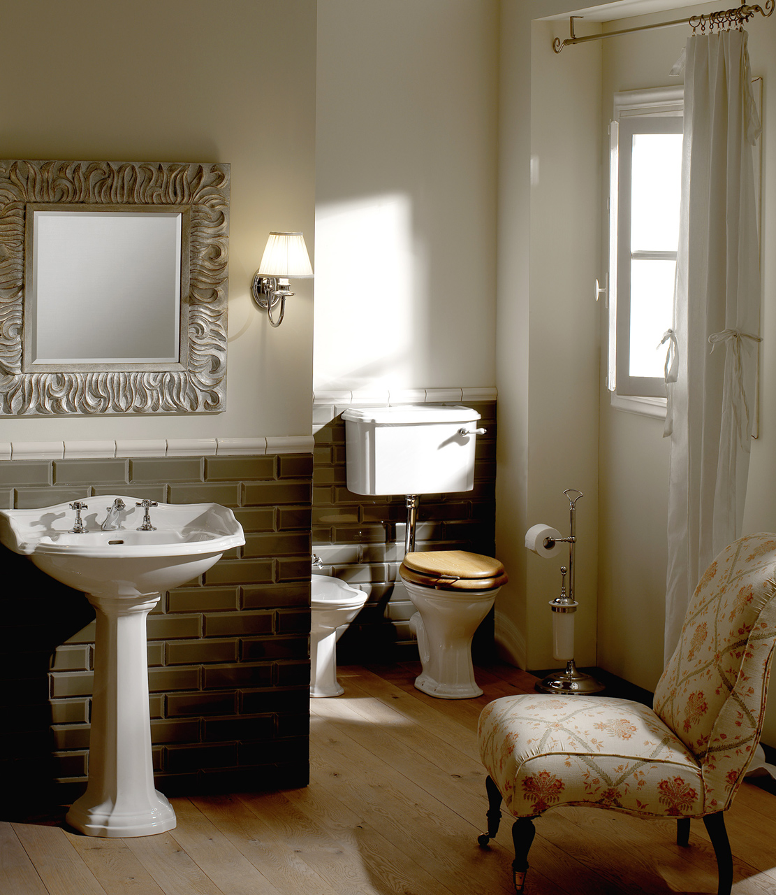 Classic Bathrooms: Devon & Devon: Oxford-Completa