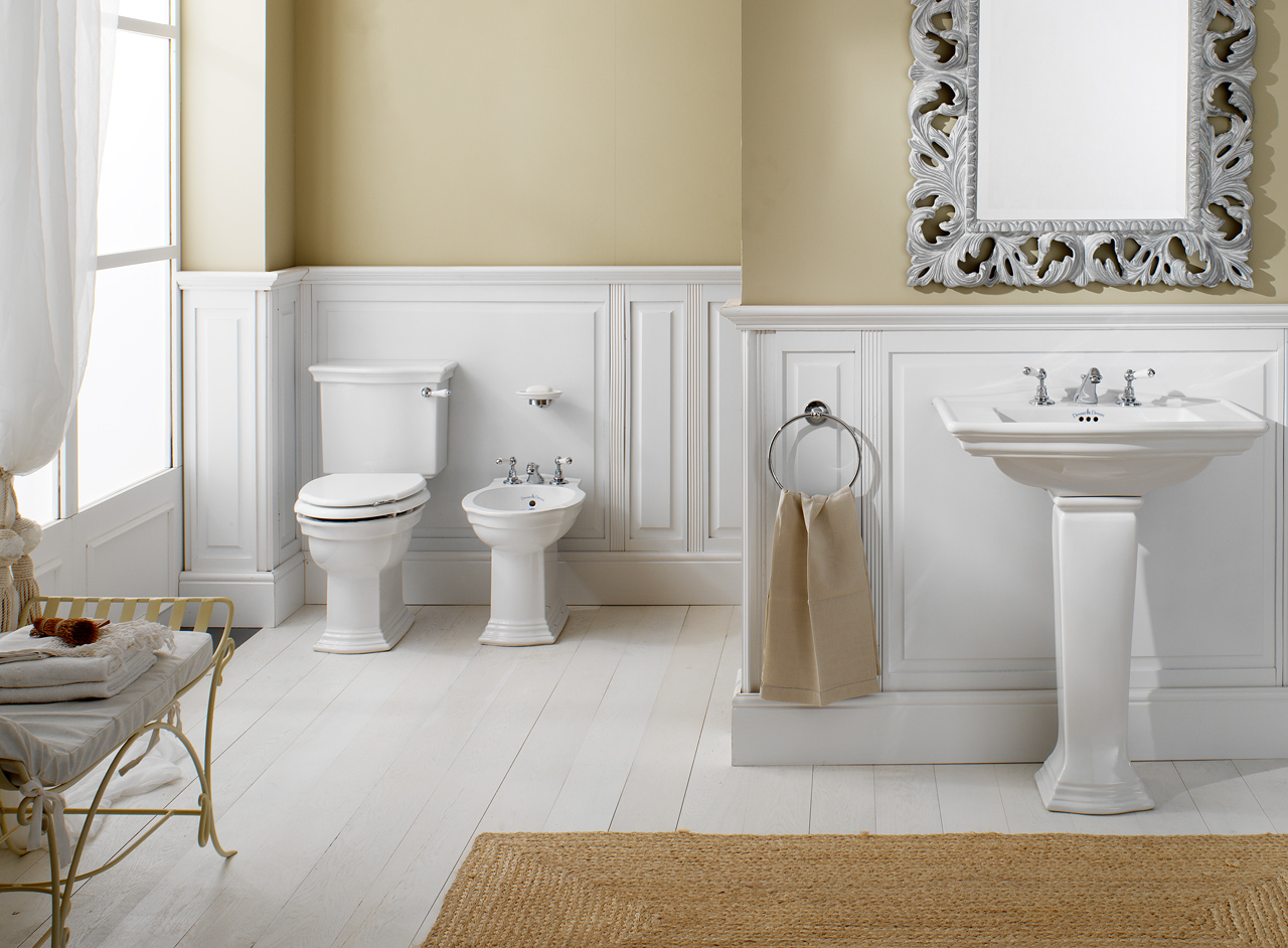 Classic Bathrooms: Devon & Devon - Westminster-Ambientazione