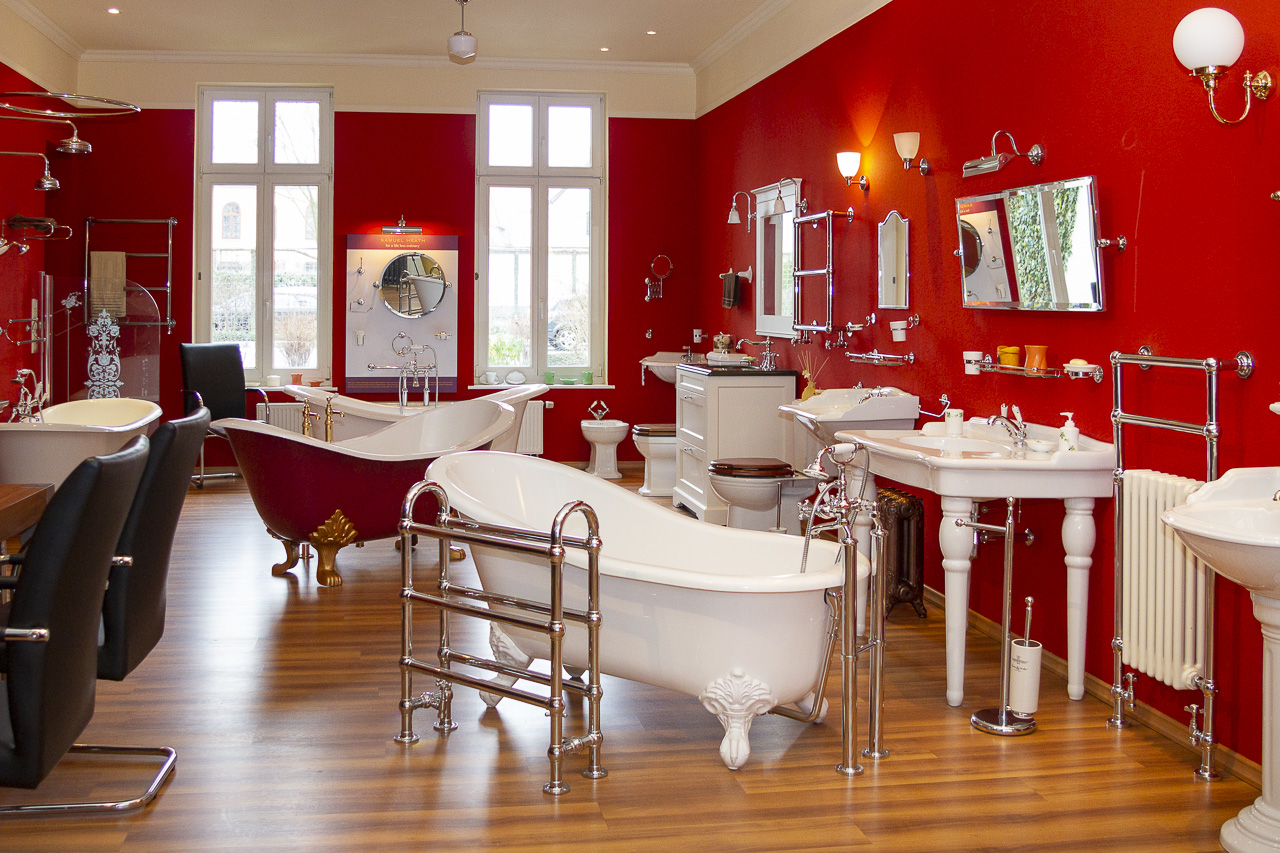 Classic Bathrooms: Showroom In Güstrow