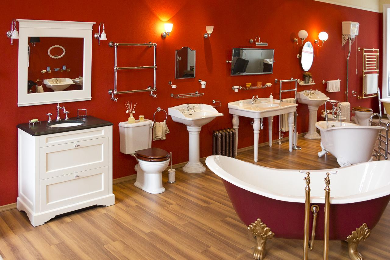 Classic Bathrooms: Showroom In Güstrow