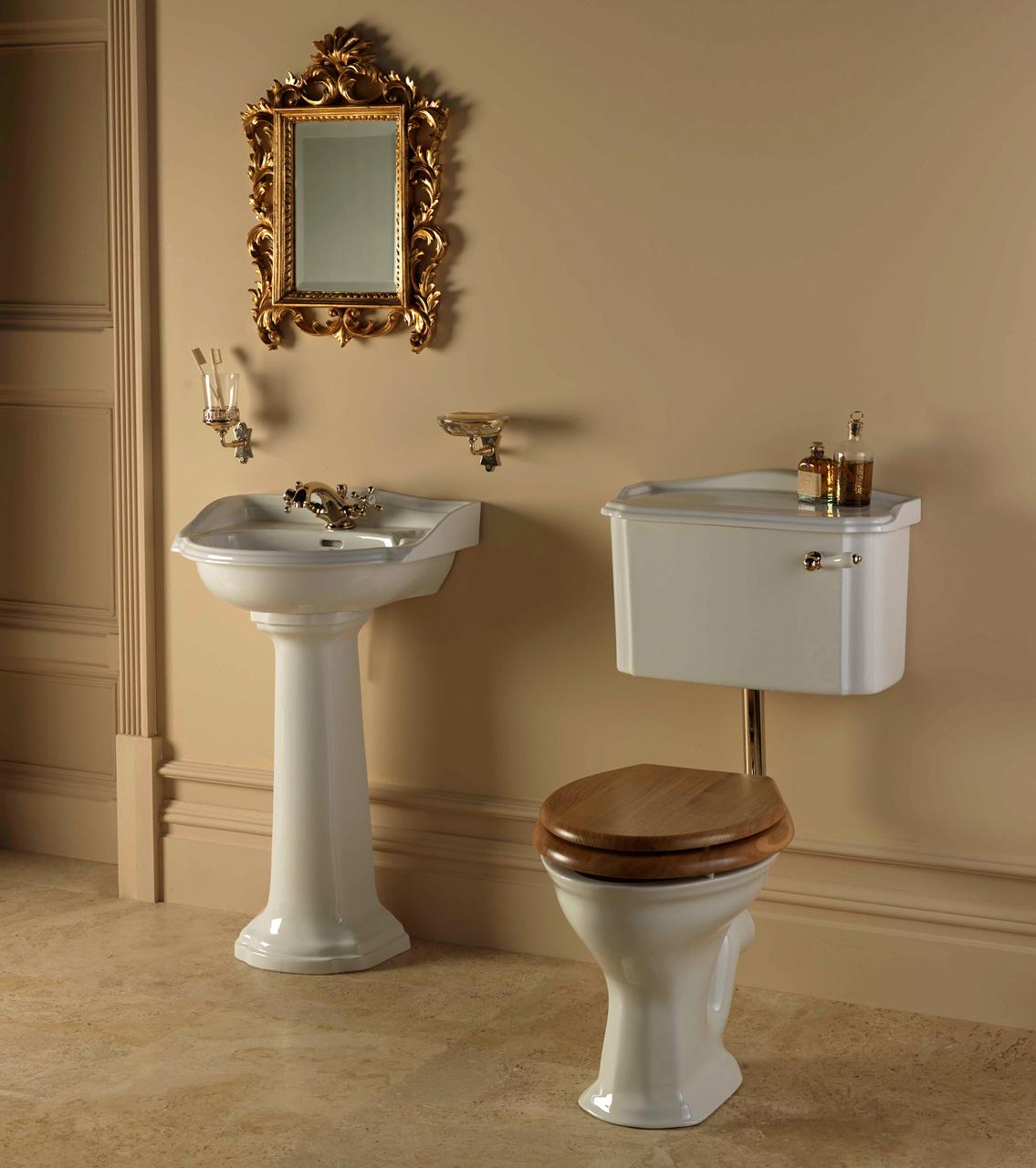 Classic Bathrooms: Imperial Bathrooms - Heyford-Cloakroom