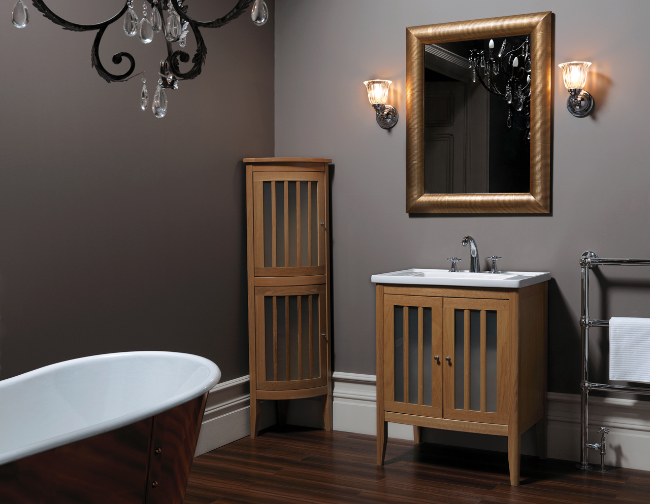 Classic Bathrooms: Imperial Bathrooms - Linear-Oak-Main-Set_retouch