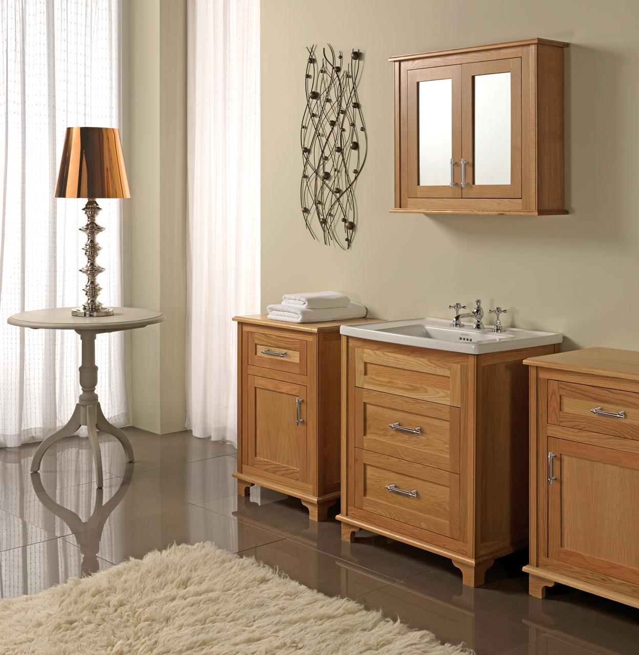 Classic Bathrooms: Imperial Bathrooms - Oak-Set-main