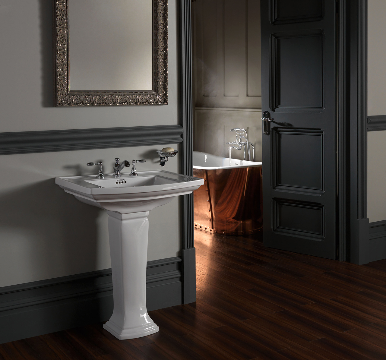 Classic Bathrooms: Imperial Bathrooms - Wellbrook+Steam-Amend