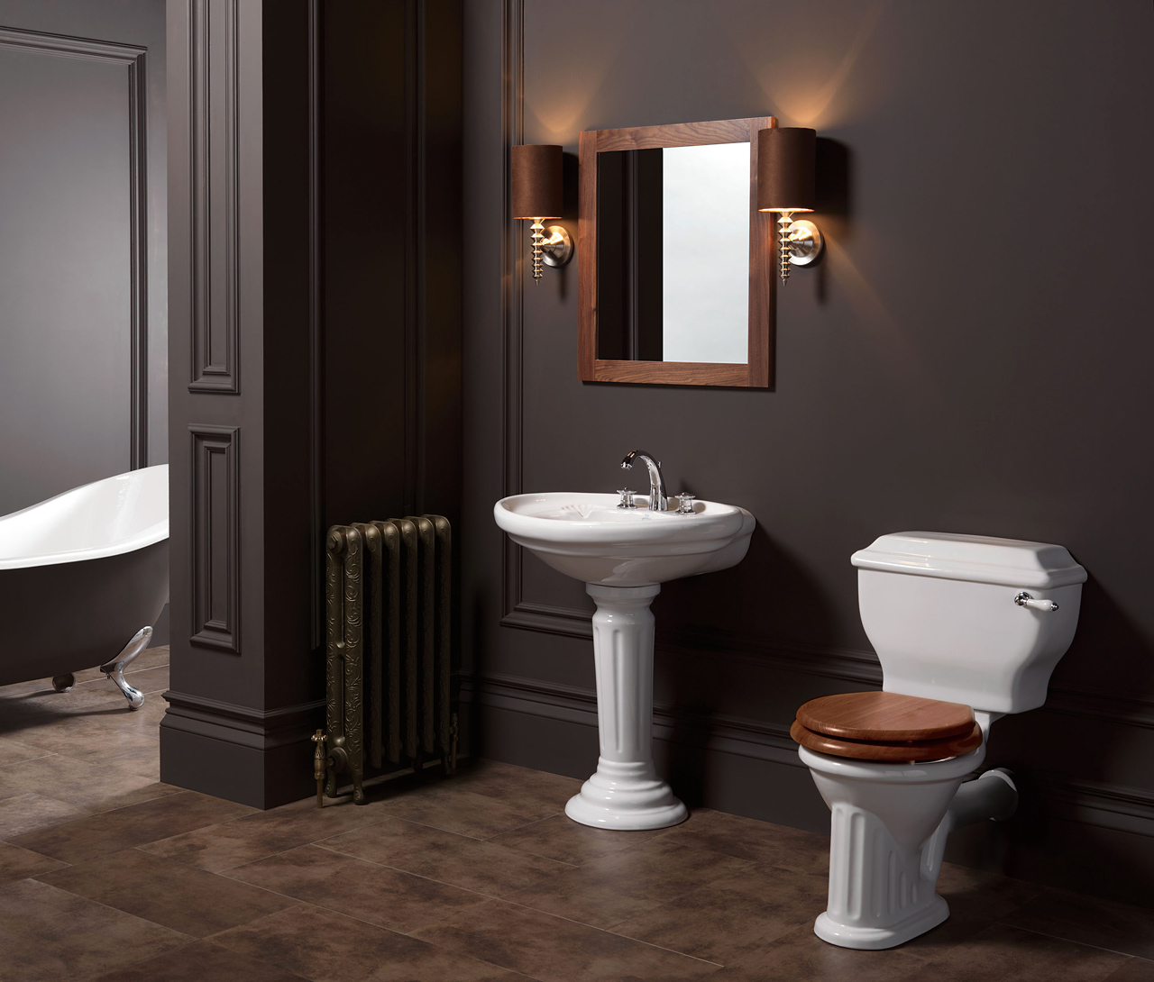 Classic Bathrooms: Imperial Bathrooms - Windsor-Main-Room+Radiator-Retouch
