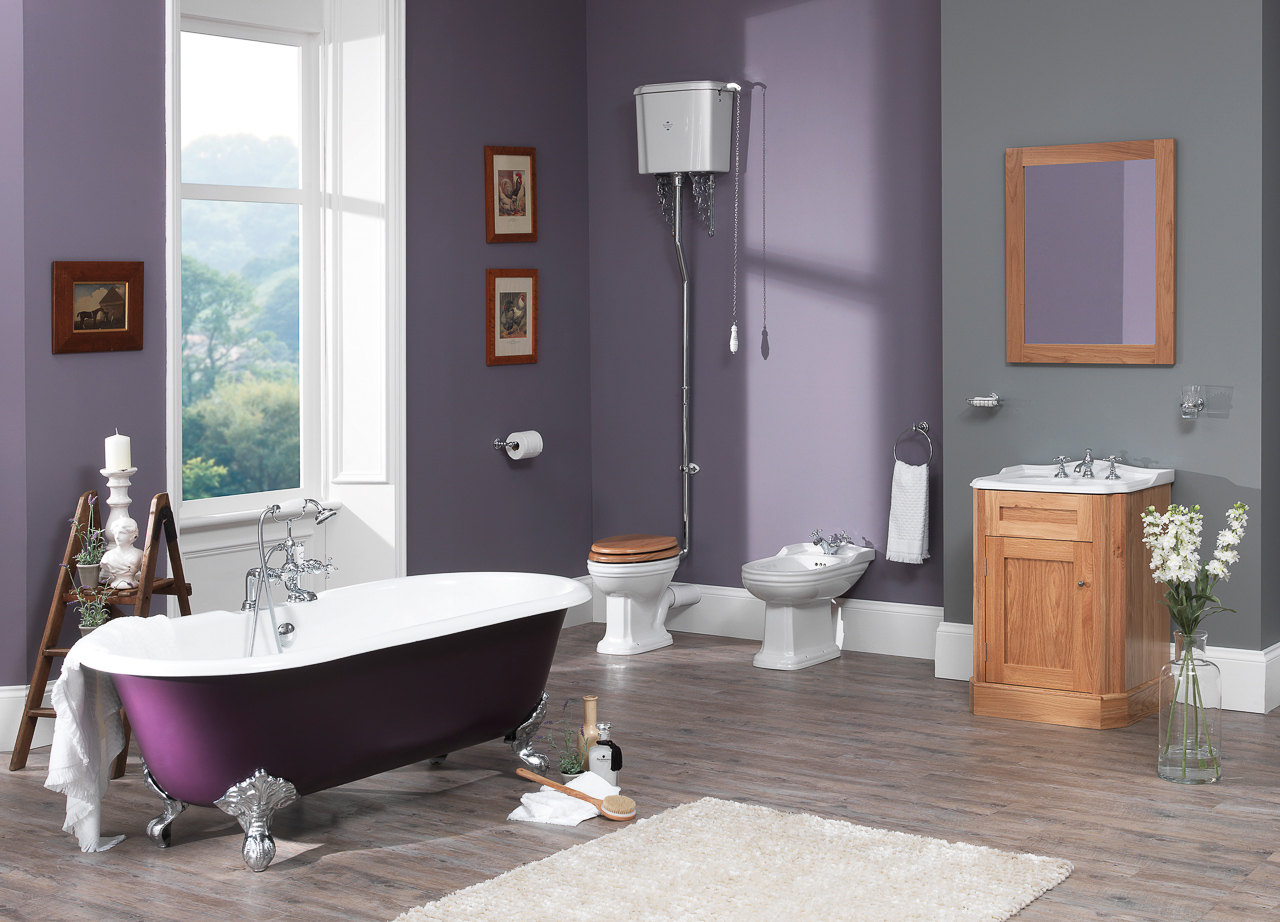 Silverdale Bathrooms: Balasani Main