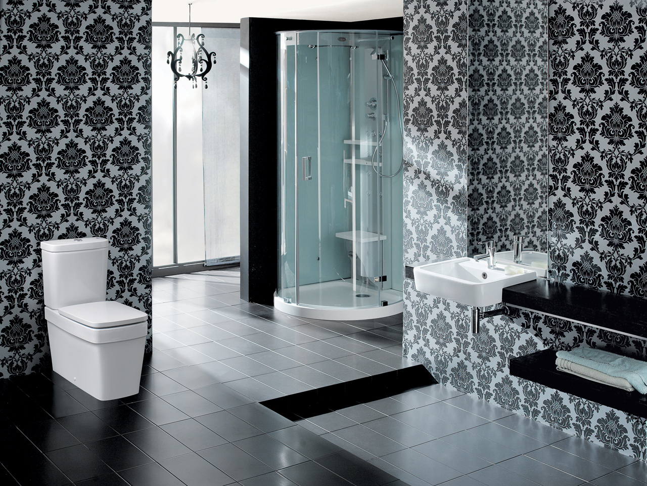 Silverdale Bathrooms: Henley Main