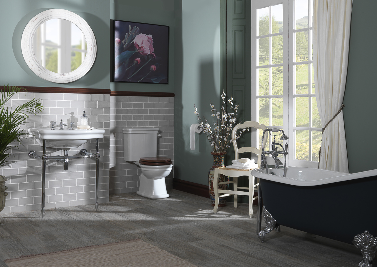 Silverdale Bathrooms: On Stand Main