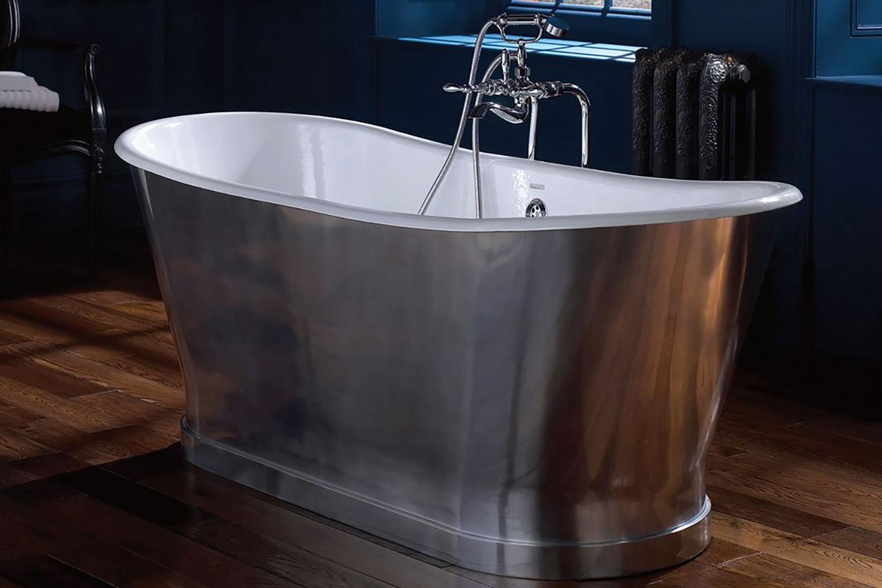 Badewanne Radison Nickel Poliert Von Imperial Bathrooms