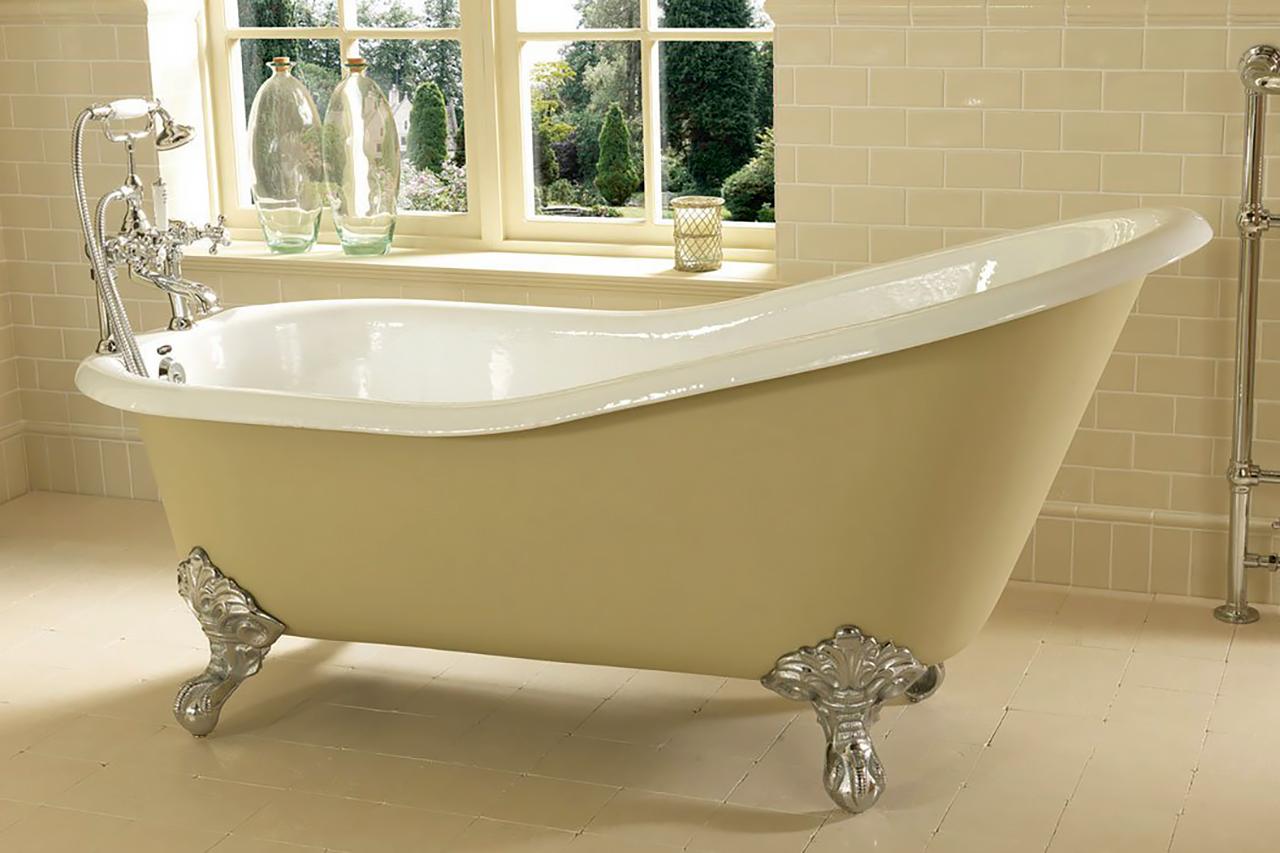 Badewanne Ritz Slipper Von Imperial Bathrooms