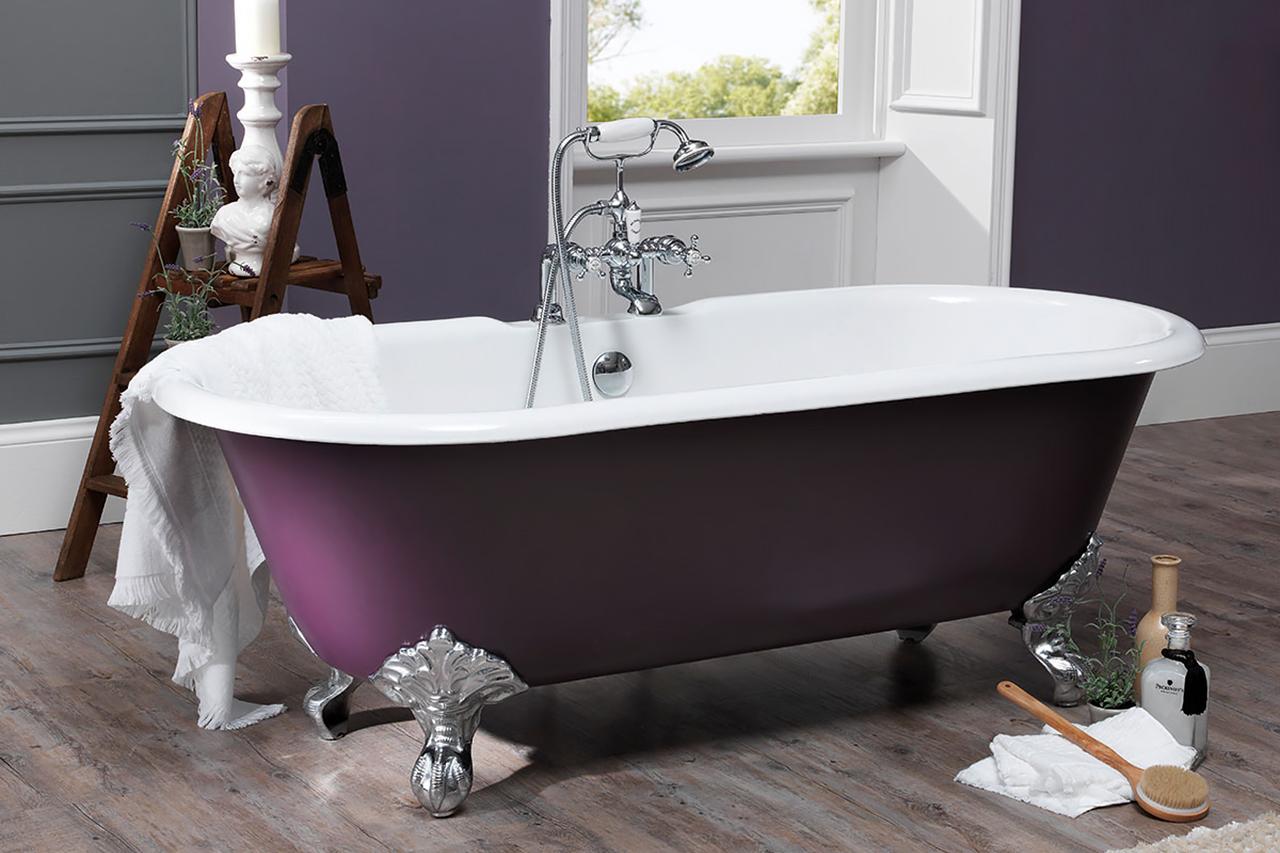 Badewanne Rosamund Von Silverdale Bathrooms